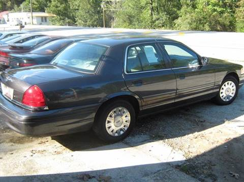 2004 Ford Crown Victoria for sale in Newnan, GA