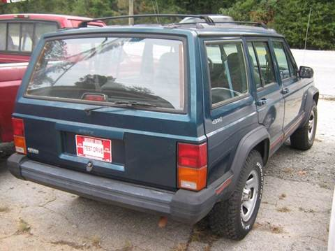 1995 Jeep Cherokee for sale in Newnan, GA