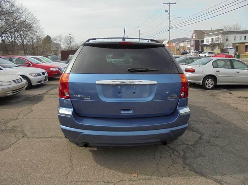 2007 Chrysler Pacifica Limited AWD 4dr Wagon - Binghamton NY