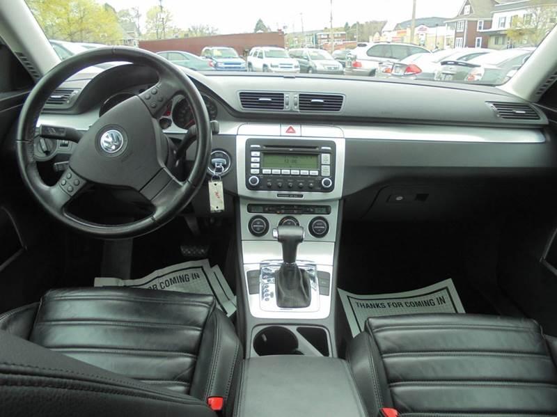 2008 Volkswagen Passat VR6 4dr Sedan 6A - Binghamton NY
