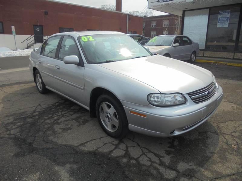 2002 Chevrolet Malibu LS 4dr Sedan - Binghamton NY