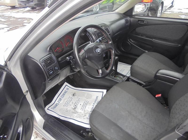 2002 Toyota Corolla S 4dr Sedan - Binghamton NY