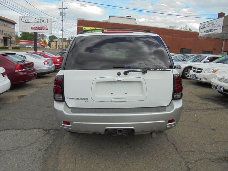 2006 Chevrolet TrailBlazer LT 4dr SUV 4WD - Binghamton NY
