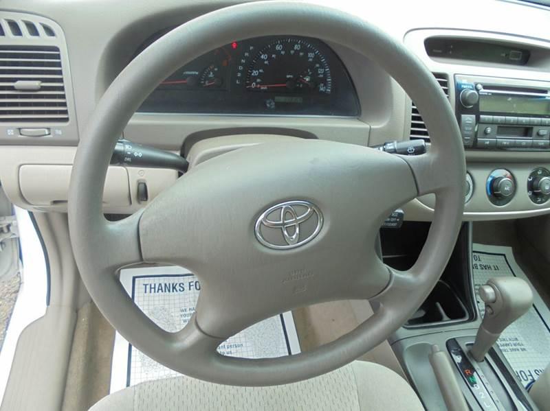 2004 Toyota Camry LE 4dr Sedan - Binghamton NY