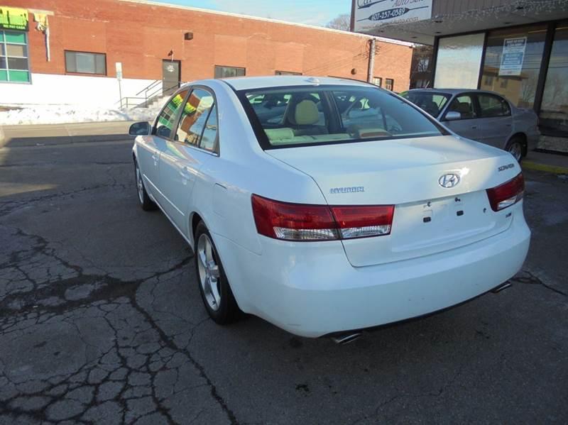 2007 Hyundai Sonata SE 4dr Sedan - Binghamton NY