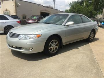 2002 Toyota Camry Solara for sale in Parma, OH
