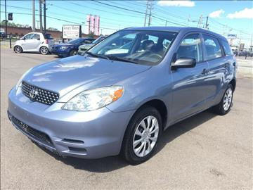 2003 Toyota Matrix for sale in Parma, OH