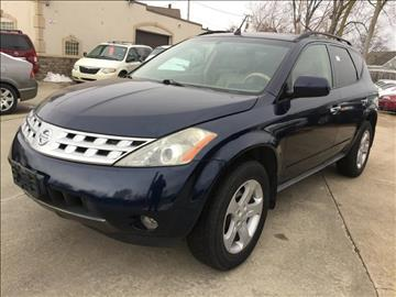 2003 Nissan Murano for sale in Parma, OH