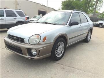 2002 Subaru Impreza for sale in Parma, OH