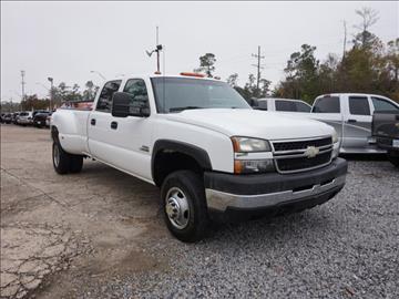 Used Chevrolet Silverado 3500 For Sale In Louisiana