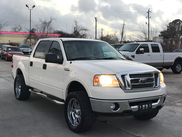 2008 ford f 150 for sale in houston tx. Black Bedroom Furniture Sets. Home Design Ideas
