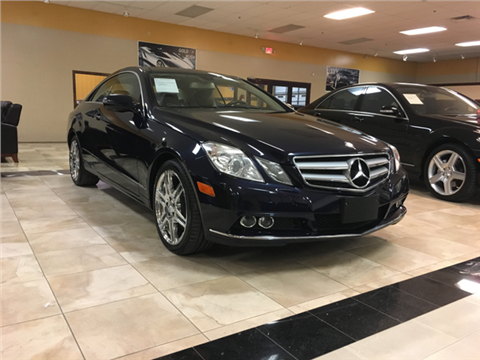 Mercedes benz e class for sale houston tx for Low cost mercedes benz