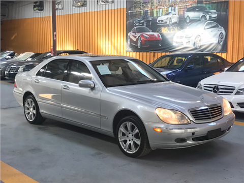 2002 Mercedes-Benz S-Class for sale in Houston, TX