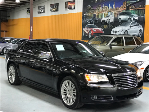 2011 Chrysler 300 for sale in Houston, TX