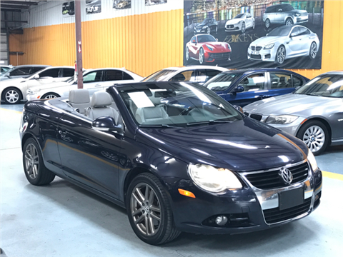 2008 Volkswagen Eos for sale in Houston, TX