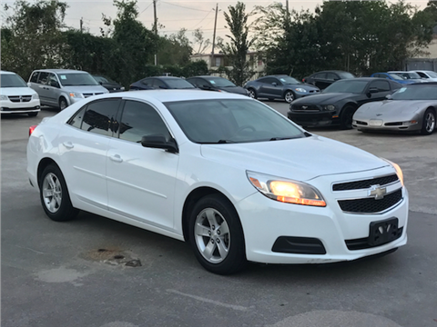 2013 Chevrolet Malibu for sale in Houston, TX