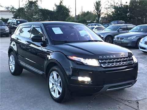 2014 Land Rover Range Rover Evoque for sale in Houston, TX