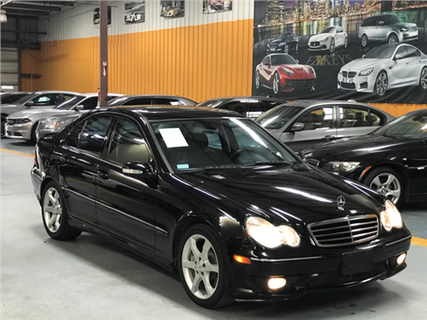 2007 Mercedes-Benz C-Class for sale in Houston, TX