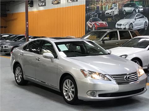 2011 Lexus ES 350 for sale in Houston, TX
