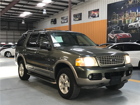 2004 Ford Explorer for sale in Houston, TX