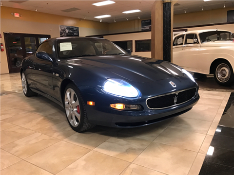 2003 Maserati Coupe for sale in Houston, TX
