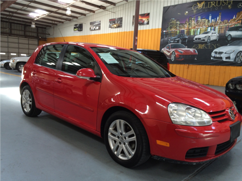 2007 Volkswagen Rabbit for sale in Houston, TX