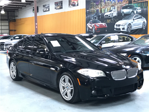 2011 BMW 5 Series for sale in Houston, TX