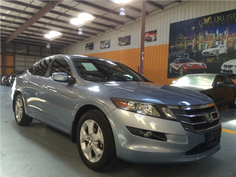 2011 Honda Accord Crosstour for sale in Houston, TX