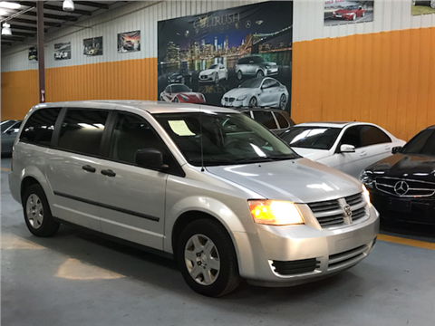 2008 Dodge Grand Caravan for sale in Houston, TX