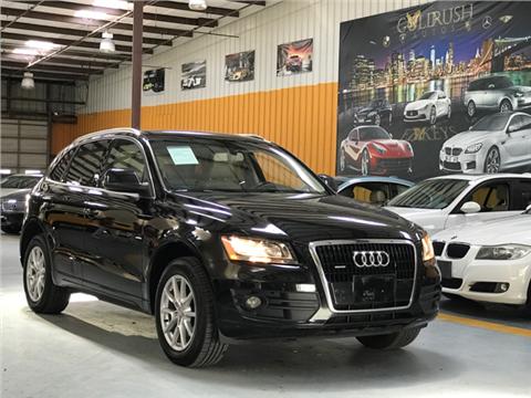2010 Audi Q5 for sale in Houston, TX