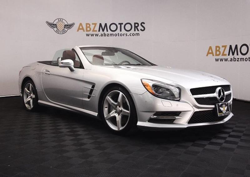 Mercedesbenz Slclass For Sale Carsforsale