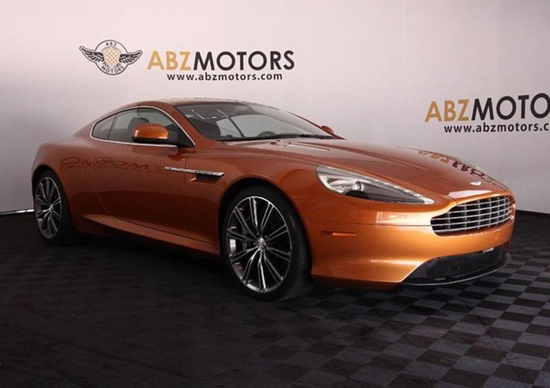 Aston Martin Virage Dr Coupe In Houston TX ABZ Motors - Aston martin houston