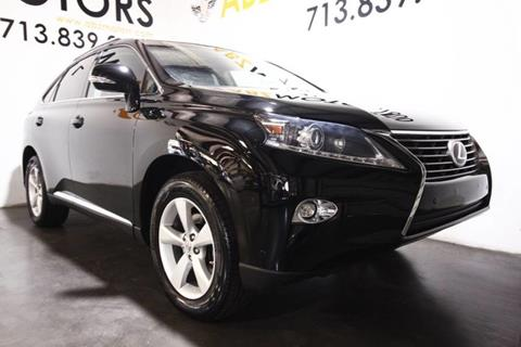 2015 Lexus RX 350 For Sale in Houston, TX - Carsforsale.com