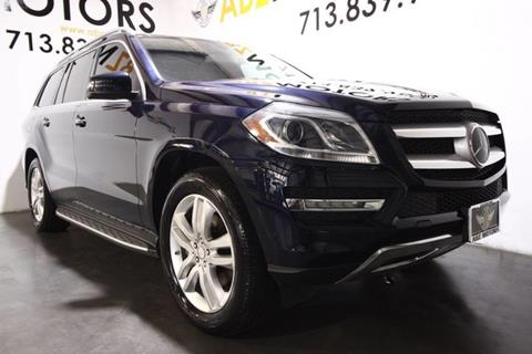 2013 Mercedes-Benz GL-Class for sale in Houston, TX