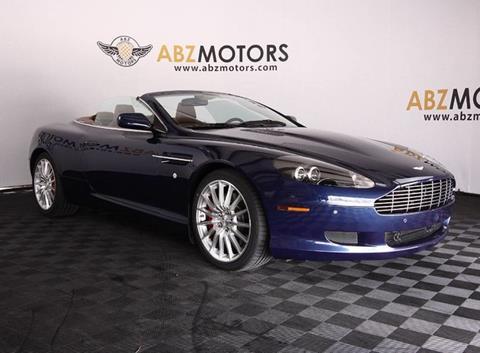Aston Martin DB For Sale In Ohio Carsforsalecom - 2007 aston martin db9