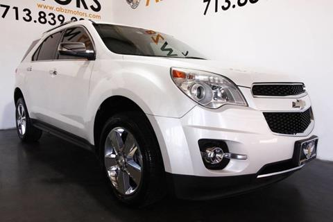 2012 Chevrolet Equinox for sale in Houston, TX