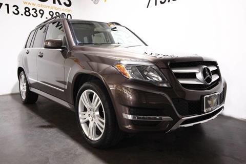 2015 Mercedes-Benz GLK for sale in Houston, TX