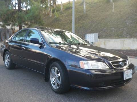 2001 Acura TL for sale in Lemon Grove, CA