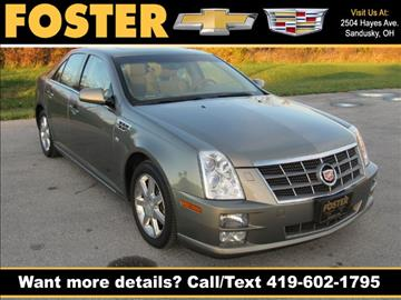 2011 Cadillac STS for sale in Sandusky, OH
