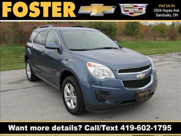 2011 Chevrolet Equinox for sale in Sandusky, OH