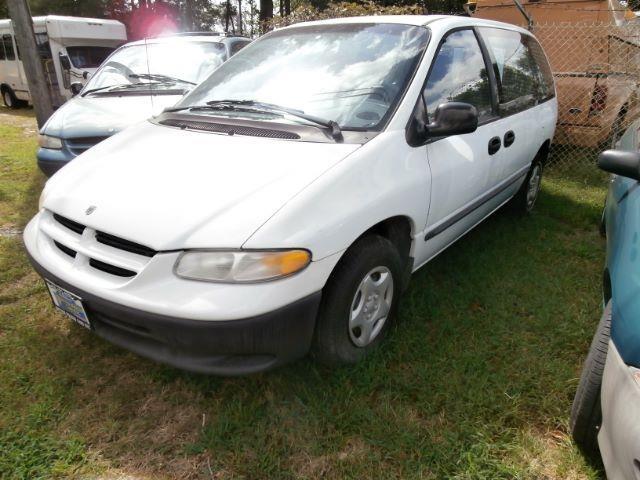 1999 Dodge Caravan for sale Carsforsale