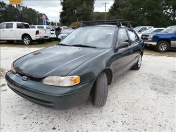 2001 Chevrolet Prizm for sale in Frankford, DE
