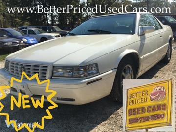 2001 Cadillac Eldorado for sale in Frankford, DE