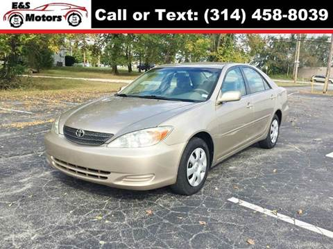 2002 Toyota Camry for sale in Imperial, MO