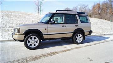 2004 Land Rover Discovery for sale in Saint Charles, MO