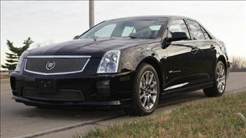 2007 cadillac sts v for sale in saint charles mo. Cars Review. Best American Auto & Cars Review