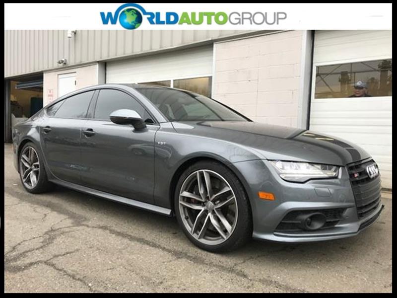 Audi s7 for sale for Valenti motors watertown ct