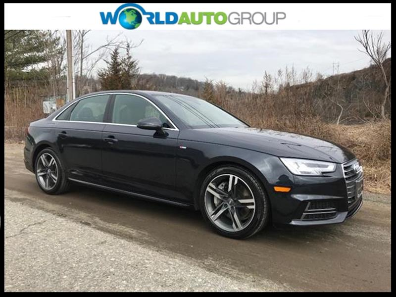 Certified 2017 Audi A4 For Sale In Roanoke Va