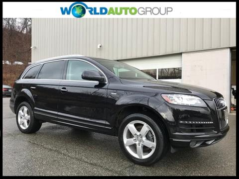 2014 Audi Q7 For Sale in New Jersey - Carsforsale.com®