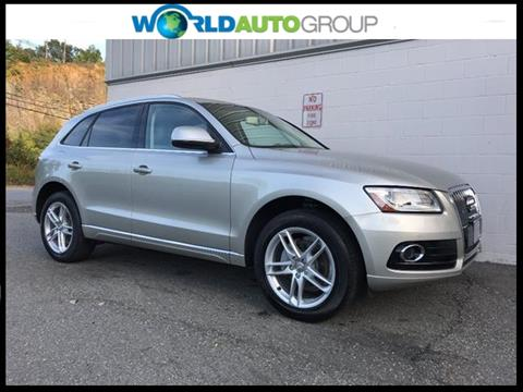 2015 Audi Q5 for sale in Bridgewater, NJ